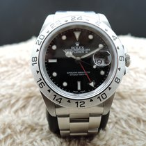 勞力士 (Rolex) EXPLORER 2 16570 with Black Dial Mint Condition