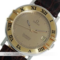 Omega Constellation Stahl / Gold Automatik