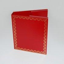 Cartier Beschreibung und Zertifikat Etui