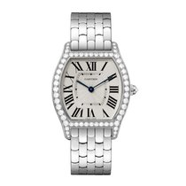 Cartier Tortue Manual Mid-Size Watch Ref WA501013