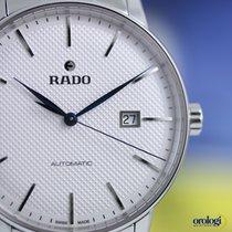 라도 (Rado) Men's Coupole Classic Automatic XL Steel on...