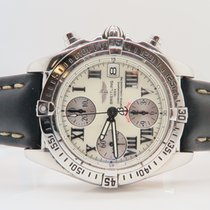 Breitling Galactic Cockpit Chronograph 39mm Ref. A13358