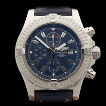 Breitling Super Avenger Stainless Steel Gents A13370