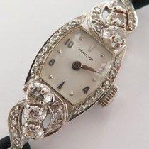 Hamilton Vintage w/ diamonds