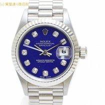 ロレックス (Rolex) ロレックス 69179G U番 ラピスラズリ文字盤