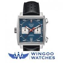 TAG Heuer Monaco Chronograph Ref. CAW211P.FC6356