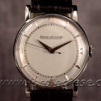 Jaeger-LeCoultre Classic 1940`s Vintage Steel Watch Cal. 475