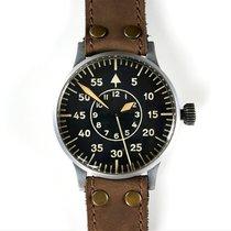 Laco B-Uhr (Beobachtungsuhr) WW2 Luftwaffe Observers Wristwatch