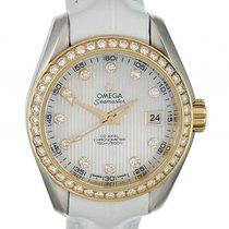 Omega Seamaster Aqua Terra 150m Co-Axial Stahl/18kt Gelbgold...