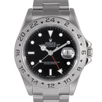 Rolex Explorer II Black Dial (With Rolex Paperwork), Ref: 16570