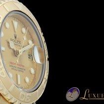 롤렉스 (Rolex) Yacht-Master Lady 18kt Gelbgold 29mm