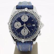 Breitling Chronomat Automatic Steel BlueDial 40mm (BOX2000) MINT