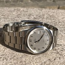 Omega Geneve Automatic Swiss Watch Steel Serviced / 2 Y Warranty