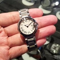 Cartier W69010Z4 Ballon Bleu de Cartier Watch 28mm