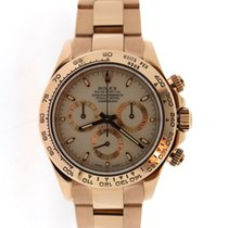 "Rolex Daytona ""Everose"" pink gold Rolex overhaul"