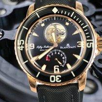 Blancpain FIFTY FATHOMS TOURBILLON SKELETON 5025153052A