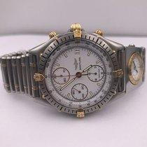 Breitling vintage CHRONOMAT with UTC sperate watch ref 81950