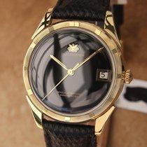 Carl F. Bucherer Gold Capped Automatic Mens Classic 33mm Swiss...