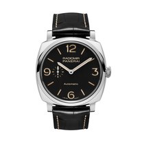 Panerai Special Edition Radiomir 1940 3 Days Acciaio  Mens...