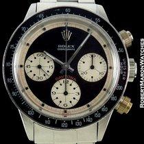 Rolex Paul Newman Daytona 6240 Black Dial