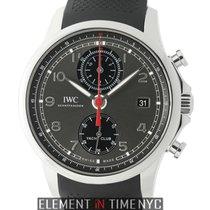 IWC Yacht Club Chronograph Steel 44mm Ardoise Grey Dial