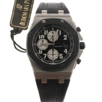 Audemars Piguet Royal Oak Offshore Rubber Black