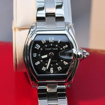 Cartier Neu Roadster Automatic Large 2510 Steel