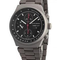 Porsche Design Men's 6540.10.41.0271 Heritage Chronograph