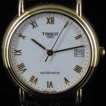 Tissot Gold 18KT Automatic New Neverworn Full Set