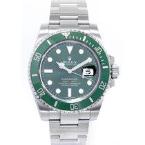 Rolex Submariner Men's Stainless Steel Watch 116610V