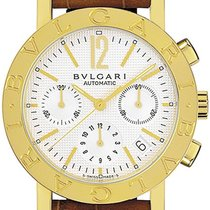 Bulgari BVLGARI BVLGARI Chronograph 38mm bb38wgldch/n
