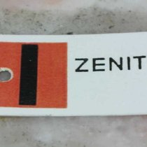 Zenith vintage paper tag