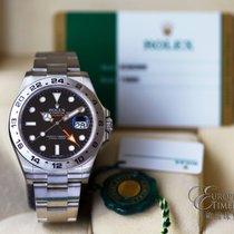 롤렉스 (Rolex) Oyster Perpetual Explorer II - 216570
