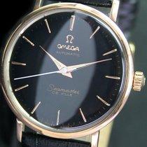 Ωμέγα (Omega) Seamaster DeVille Automatic Gold Cap Steel Mens...