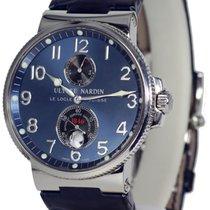 Ulysse Nardin Maxi Marine Chronometer Blue