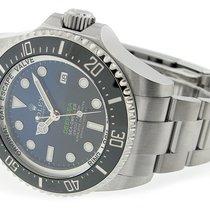 Rolex Oyster Perpetual Date Deepsea Sea-Dweller D-Blue