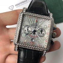 Franck Muller Conquistador Cortez King Chrono Diamonds