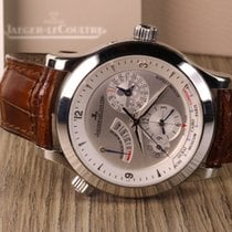 Jaeger-LeCoultre MASTER CONTROL GEOGRAPHIC Q150.84.20 FULL SET