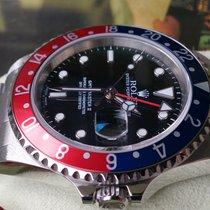 Ρολεξ (Rolex) GMT II ST PEPSI REF 16710 +WIE NEU+ROLEX...