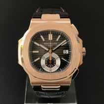 Patek Philippe Nautilus Rosegold ( Like new - German papers )