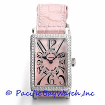 Franck Muller Long Island 900 QZ D Pre-Owned