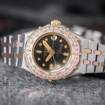 Breitling Ladies' Lady Tabarly Quartz steel/18k Gold