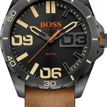 Hugo Boss Orange BERLIN 1513316 Herrenarmbanduhr Massives Gehäuse