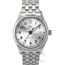 IWC Pilot's Watch Automathc Silver Steel 36mm - IW324006