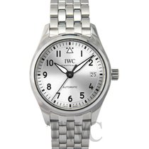 IWC Pilot's Watch Automathc Silver Steel 36mm - IW324006