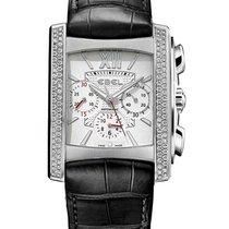 Ebel 9126M59/641035136 Brasilia Chronograph with Diamonds -...