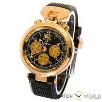 Bovet Sportster Saguaro, 18 carat gold -zegarek męski -2010
