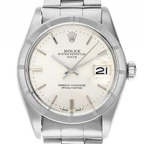 Rolex Oyster Perpetual Date Stahl Automatik Armband Oyster...