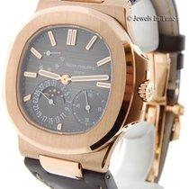 Patek Philippe Jumbo Nautilus 5712 18k Rose Gold Box/Papers...