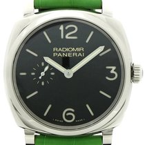 Panerai Radiomir 1940 3Days Acciaio 42mm Mechanical Men Watch...